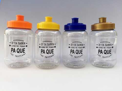 termos para fiestas personalizados plastico