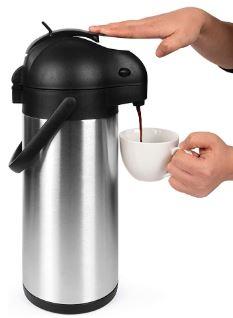 jarra térmica cremisimo cafe