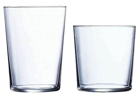 vasos luminarc para fiestas